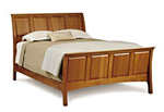 Copeland bed frames from Eagles' Rest Natural Home